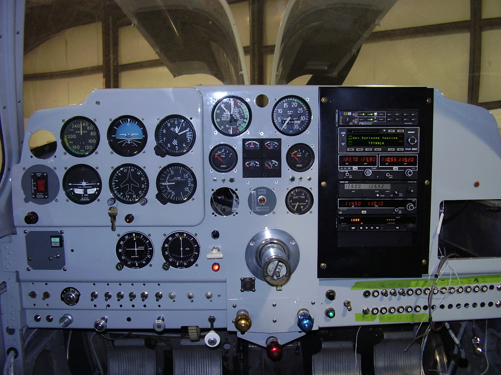 Wing Work Amp Electrical System Beech Bonanza F35 891jh