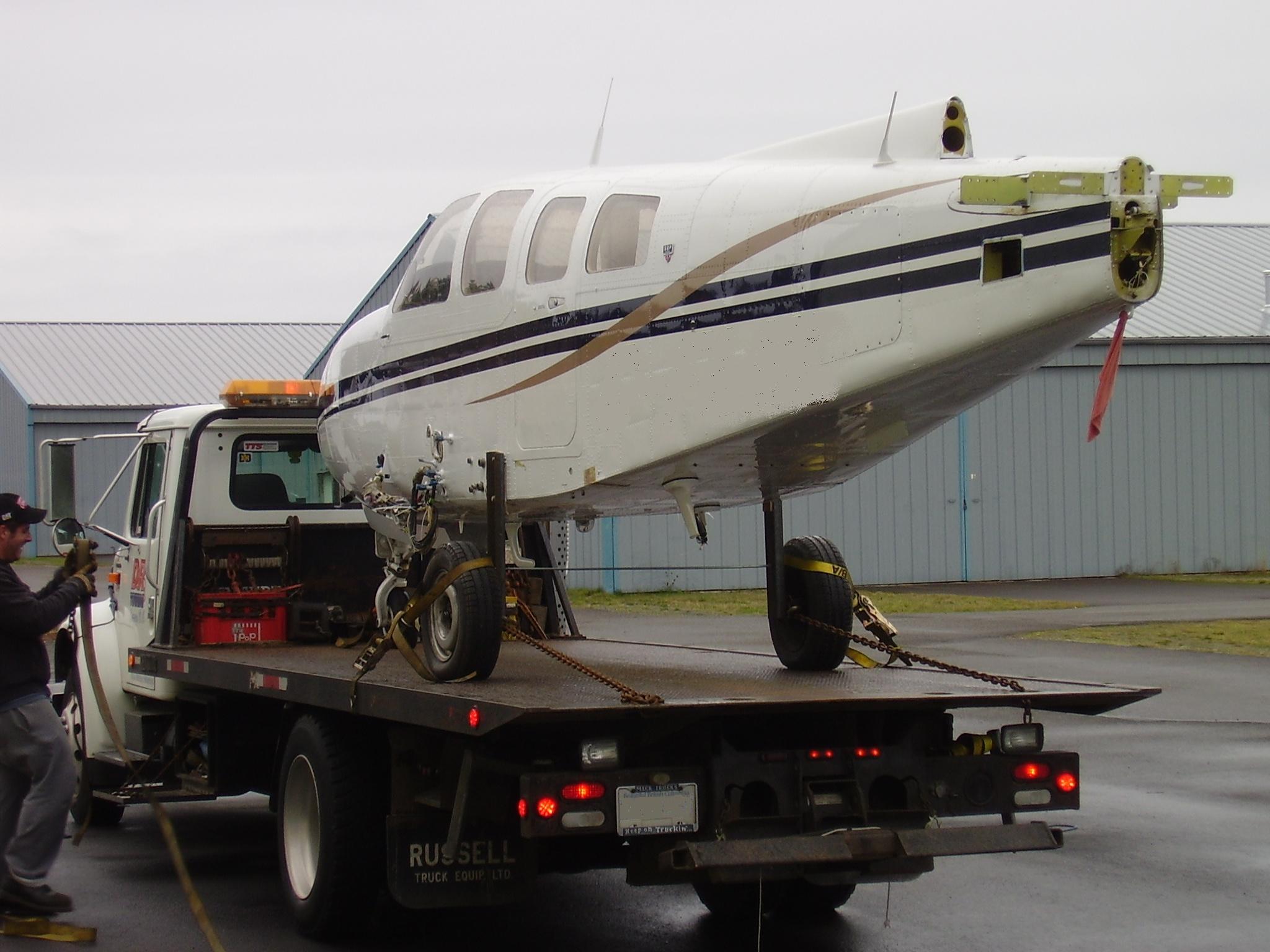 Pressurized Baron Repair Part 2 Avstar Aircraft Of